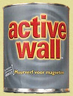 magneetverf Active Wall