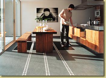Marmoleum betonlook prijs great badkamer ideeen met marmoleum